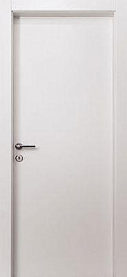 דלתות פורניר דגם לוגאנו לבן