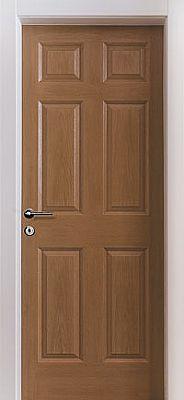 דלתות אורן-דלתות פנים מעלפות בגדרה